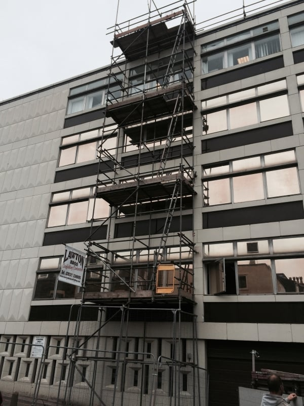 Previous Projects Lawton Bros Scaffolding Contractors